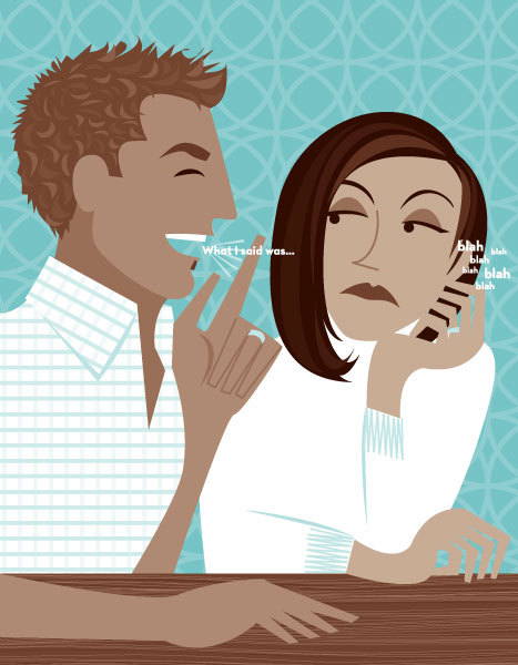 """Communication"" for The Nest Newlywed Handbook: An Owner's Manual for Modern Married Life"