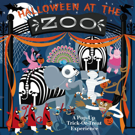 Halloween at the Zoo: A Pop-up Trick or Treat Experience. Click here to see what pops up!